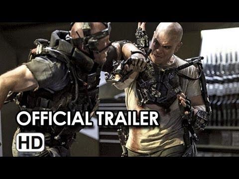 Elysium Extended TRAILER (2013) - Matt Damon, Jodi Foster Sci-Fi Movie HD