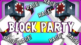 Minecraft - BLOCK PARTY - WHY DO WE PLAY THIS?! W/AshDubh