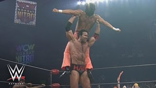 WWE Network: Scott Hall vs. Disco Inferno: WCW Monday Nitro, December 1, 1997