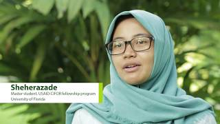 Sheherazade – USAID-CIFOR fellowship program