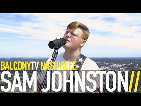SAM JOHNSTON - TRAVELER (BalconyTV)
