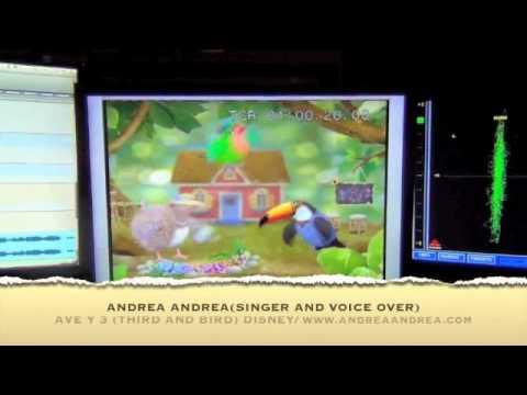 3rd and Bird Theme song SpanishAndrea Andrea