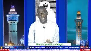 LIVE   Focus sur l'action du Cheikh   Théme: Sens et porteé du Magal
