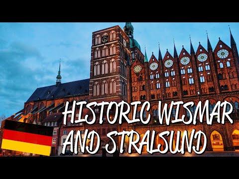 Historic Centres of Wismar & Stralsund - UNESCO World Heritage Site