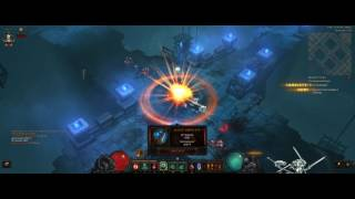 Diablo III: Rise of the Necromancer Review Gameplay [PC]