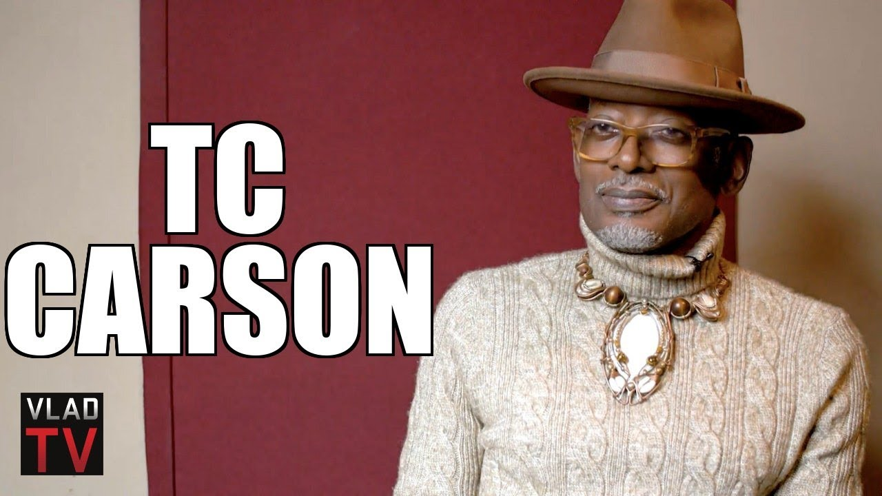 TC Carson on Getting Fired from 'Living Single', Rumor He was