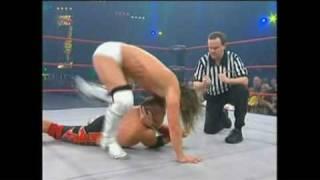 Brian kendrick vs Amazing Red (brian kendrick TNA debut) part 1