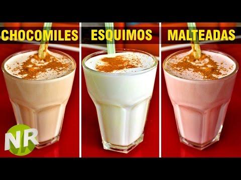 🔴 Como Hacer Chocomiles, Esquimos y Malteadas León, Guanajuato.