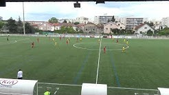 FC LYON vs FC MONTROUGE - 1/4 DE FINALE DU CHAMPIONNAT U17 NATIONAL