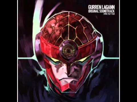 Gurren Lagaan OST - To Hell with Gattai!!