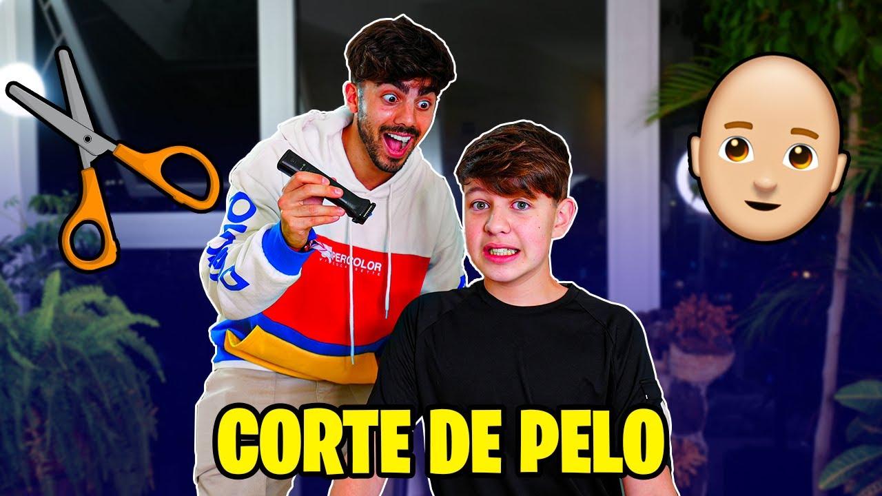 FEDE ME CORTA EL CABELLO!!!