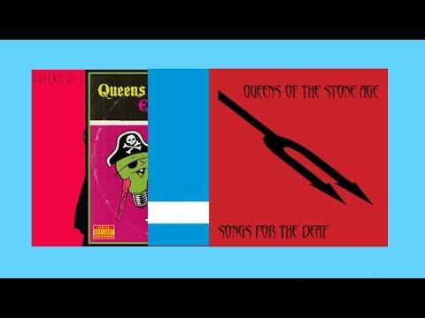 QOTSA - Discography Documentary