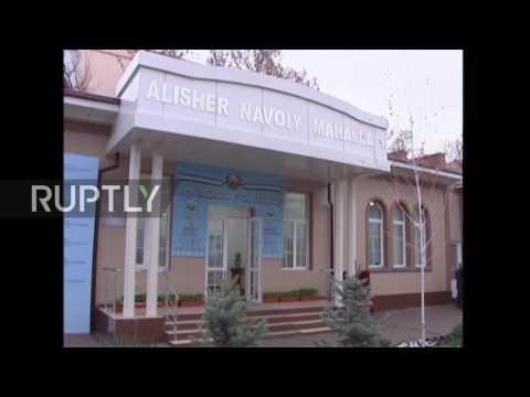 Uzbekistan: Candidates cast their vote in presidential ballot