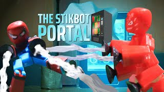Spider-Man vs Spider-Man?! | Stikbot Portal