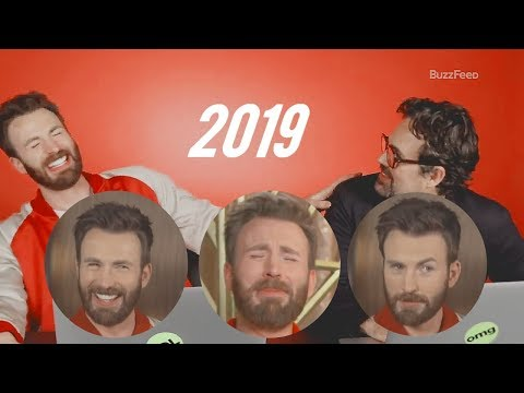 Best Of Chris Evans (+ Mark Ruffalo) [2019]