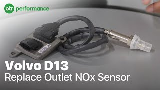 How to replace an Outlet NOX Sensor / Diesel / InfiniTube