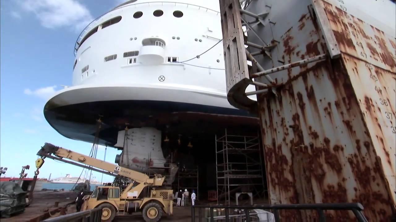 Enhancing Freedom Amp Liberty Royal Caribbean Ships In