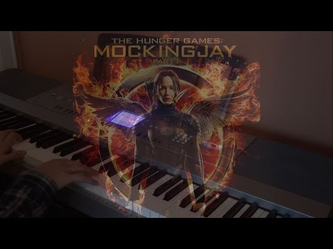 The Hunger Games - The Hanging Tree - Piano Cover