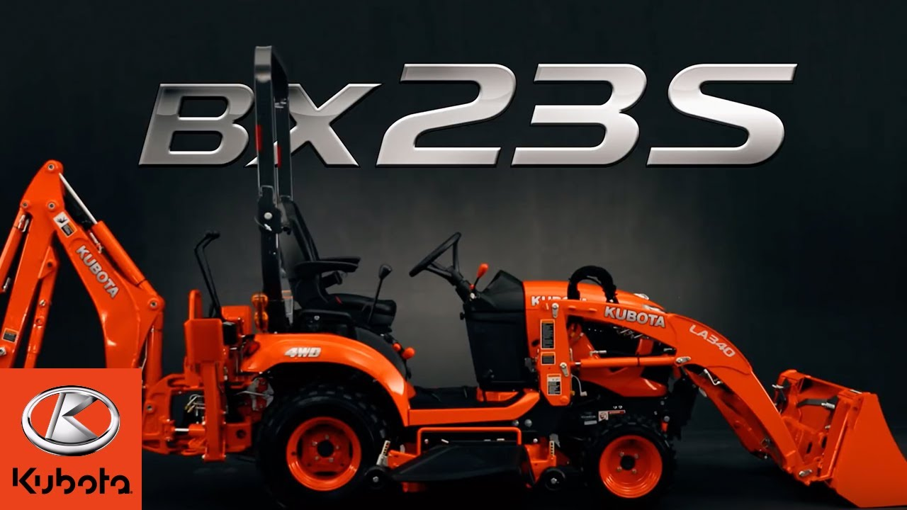 new sub compact bx tractor youtube. Black Bedroom Furniture Sets. Home Design Ideas