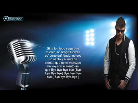 Farruko   Bye Bye #14F  Letra  Video Lyric