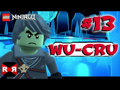 LEGO Ninjago WU-CRU - Glacier Barrens - iOS / Android - Game