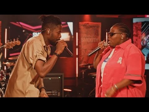 Download Teni and Johnny Drille remix Fine pass you Live