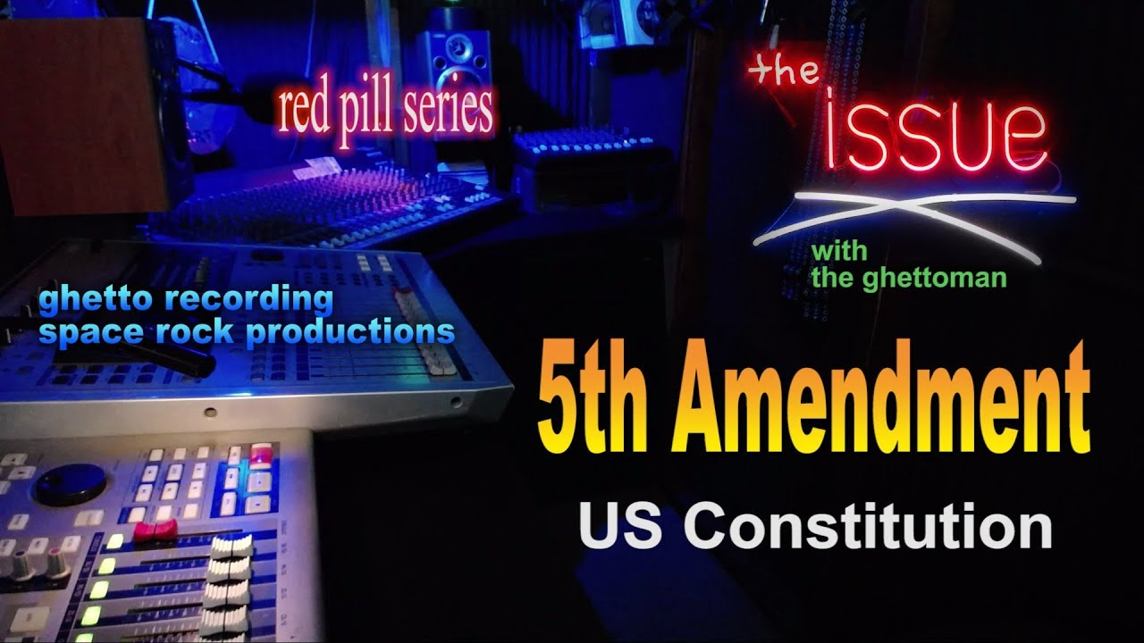 Fifth Amendment Grand Juries Double Jeopardy Self Incrimination Due Process Just Compensation