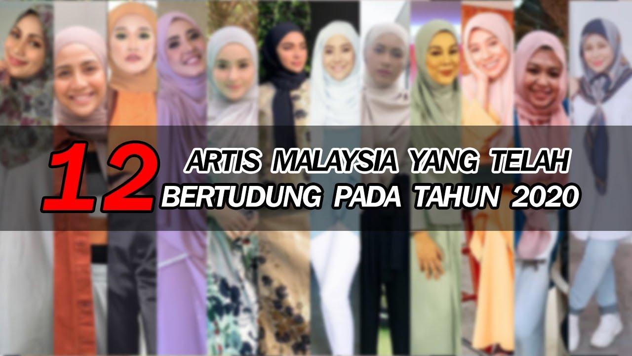Download ALHAMDULILLAH | 12 Artis Malaysia Yang Telah Bertudung Pada Tahun 2020