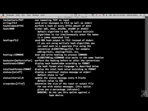 Disk Imaging / Acquisition Using Linux DD / DCFLDD command
