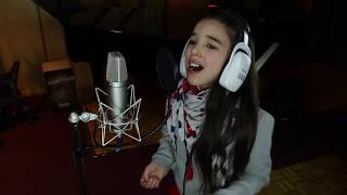 D-AMF Recording Studio - Mia ''Don't to Worry Bout a thing'' Tori Kelly Cover
