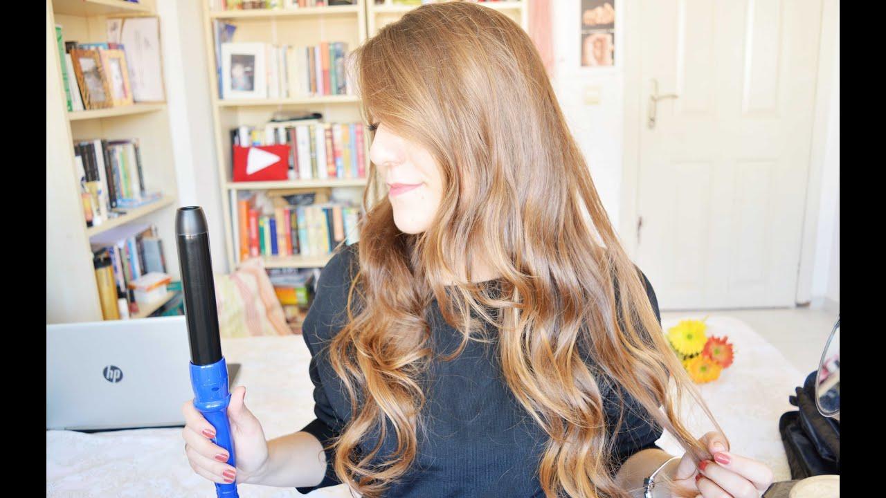 Dalgalı Saç Örgüsü Nasıl Yapılır