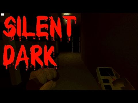 good scary roblox games
