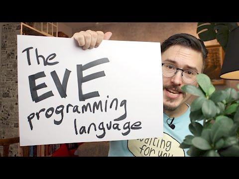 The Eve programming language -  FunFunFunction #56