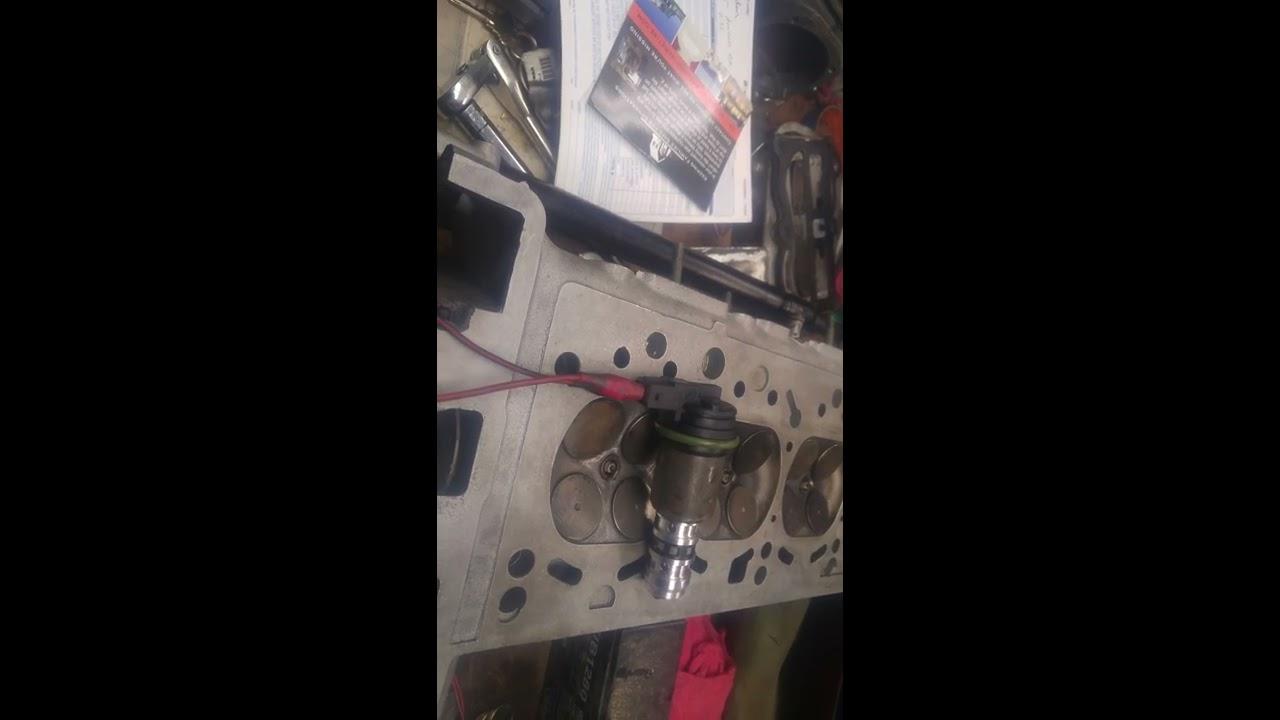 N62 Vanos Solenoid Test