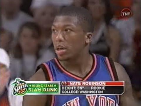 Nate Robinson - 2006 NBA Slam Dunk Contest (Champion)