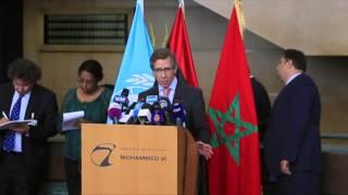 Press Conference by Bernardino Leon, Skhirat, 9 June 2015