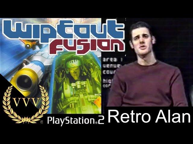 Wipeout Fusion -  Retro Alan
