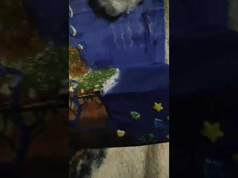 Макет круговорот воды в природе своими руками 3д
