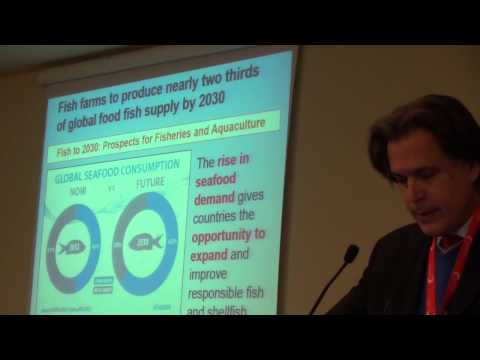 Chairman: Alessandro Lovatelli, Aquaculture Officer, FAO of the UN