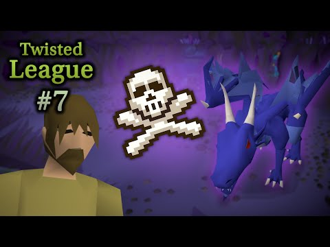 24 Hours For A Blue Dragon Task | Twisted League #7