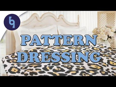 Photoshop Dersi: Desen Giydirme (Pattern Dressing)