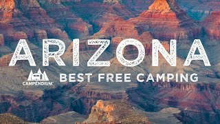 Best Places to Cąmp for Free in Arizona