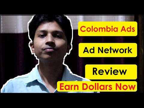 Colombia Ad Network Review   Colombia Ads Publishers