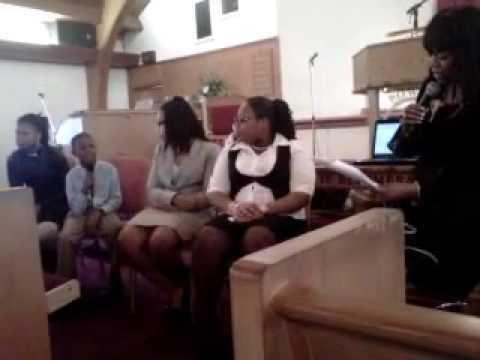 POFs Christian Education - Black History Program 2012 Part 2