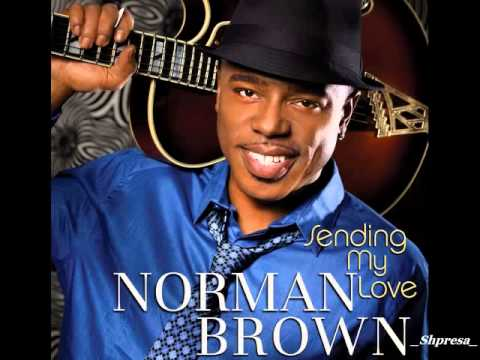 Norman Brown – Coming Back (Return Of The Man)