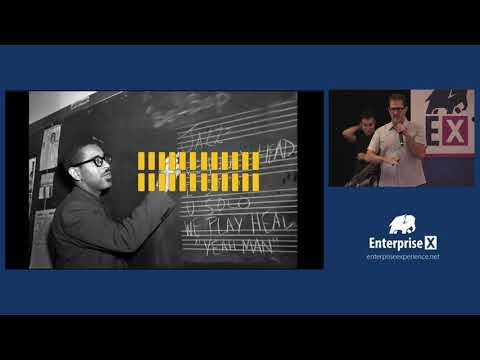 Jim Kalbach: Jazz Improvisation as a Model for Team Collaboration