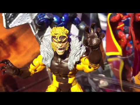 New Marvel Legends at New York Toy Fair 2018