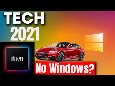 2021 ki Meri Tech भविष्यवाणी 🔥🔥| My Prediction of 2021| 5G, Foldables, Electric Cars, Apple M1