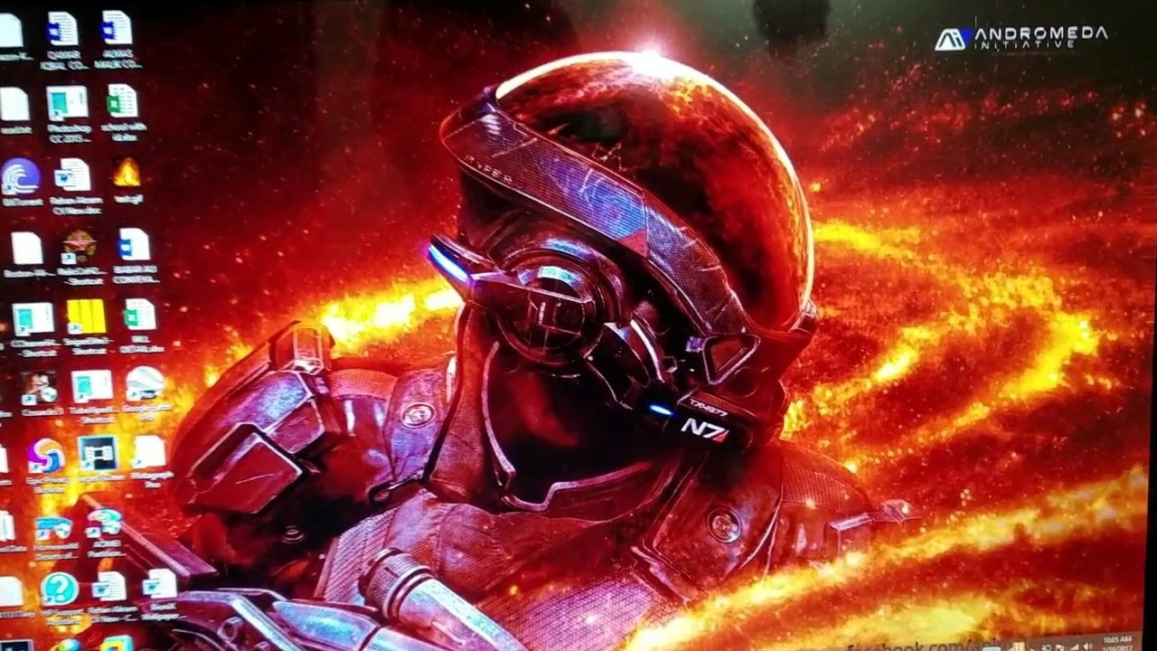 Mass Effect Andromeda Hd Animated Wallpapers Youtube