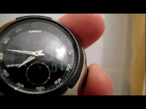 Casio AQ-160W-1B обзор